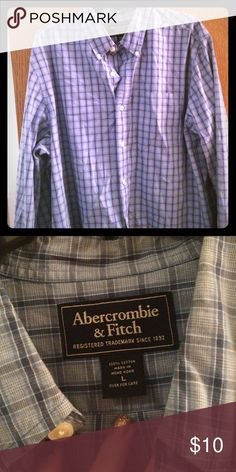 Nice dress up or casual Abercrombie & Fitch Nice dress up or casual Abercrombie & Fitch Abercrombie & Fitch Shirts Dress Shirts
