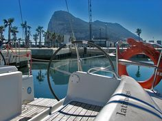 9 de Mayo - Resguardo en el Estrecho dentro de la Bahía de Gibraltar