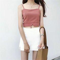 #summer #fashion, #korean