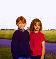 dis is way too cute! were they bffs or siblings? or was this really how young they were when it all started??
