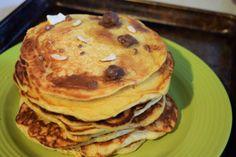 Total Drama Island Inspired Pancakes