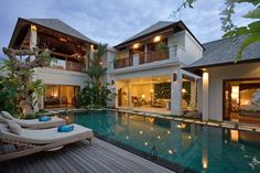 Villa Aliya Bali - Photo Gallery & Floor Plan