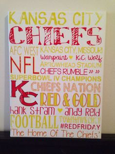 Hey, I found this really awesome Etsy listing at https://www.etsy.com/listing/162605027/subway-art-kansas-city-chiefs-nfl