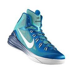 Nike Hyperdunk 2014, 185$ and customized