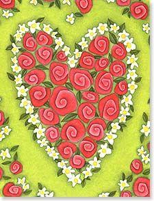 Queen of HEARTS ❥ - Beth Logan artwork