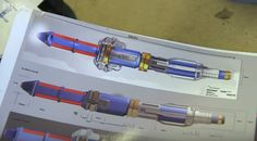 Doctor Who Sonic Screwdriver Capaldi