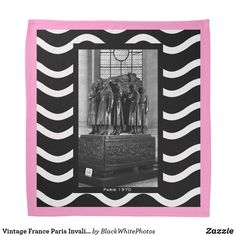 Find classic Vintage bandanas and handkerchiefs on Zazzle. Vintage Bandana, Kerchief, Bandanas, Paris France, Vintage Photos, Classic, Derby, Bandana, Classic Books