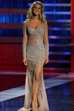 Miss America 2008 Evening Gown: HIT or MISS? (Click picture to Review)