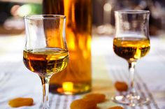 All About Apricot Brandy/Liqueurs - El Nacional, Baltimore Bang, The Darb, Yellow Parrot.