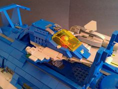 Galaxy Explorer 2.0 Shuttle B   by LegoSpaceGuy