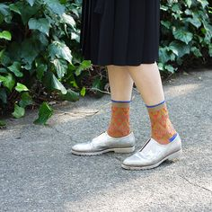 #socks by #ayame and #leather #shoes by #malababa