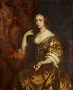 Anne Hyde (12 March 1637 – 31 March 1671)was Duchess of York as the first wife of the future King James II of England. Anne married James in 1660 after she became pregnant by him. James and Anne had eight children, but six died. The two who survived to adulthood were Lady Mary, who succeeded her father after his deposition during the Glorious Revolution of 1688 and Lady Anne, who succeeded & became the first monarch of Great Britain. She was largely responsible for the  Windsor Beauties.
