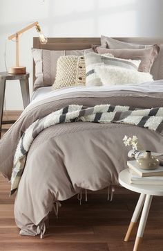 Main Image - Nordstrom at Home 'Rylee' Duvet Cover