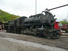 TVRM 610 BLH 2-8-0 Steam in Chattanooga, TN