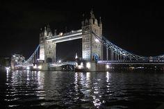 Tower Bridge in London, Grossbritannien London, Tower Bridge, Great Britain, Travel, Europe, Beautiful Images, Viajes, Destinations, Traveling