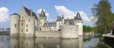 Foto: Castillo de Sully sur Loire - Francia