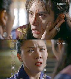 Empress Ki  Ji Chang Wook  & Ha Ji Woo