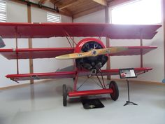 It flys... Go see it at the Air Museum, Pungo, VA....just outside Virginia Beach, VA.  WWI aircraft.