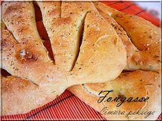 Limara péksége: Fougasse