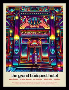 #movies #WesAnderson #movieposter #poster #digitalart