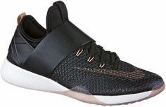 f7b9802de0ff ... Nike Air Zoom Strong Fitnessschuhe Damen schwarz running shoes 38672  66b41 ...