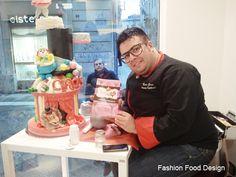 Cake Designers in vetrina a Lecce (Italy)