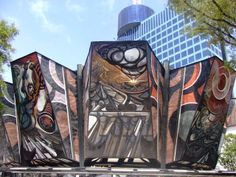 Esto es la Ciudad de México – This is Mexico City #HelloDF   HELLO DF - El blog de la ciudad de México, Siqueiros