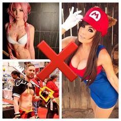 RANT:  Warning : This rant is strictly my opinion so don't get butthurt fanboys & cosplaywhores  Now I LOVE cosplay dressing up in one of your beloved characters from an anime game or TV show/Movie  But the biggest thing I really despise about cosplayers are the idiotic Cosplayers who like to sexualise their cosplay to get attention to reel the fanboys/girls in Cosplaying is meant to be for fun And expressing your love for anime games & TV Yeah sure some characters are literally sexualised…