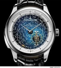 Jaeger-LeCoultre Master Grande Tradition Grande Complication Watch $365,000.00