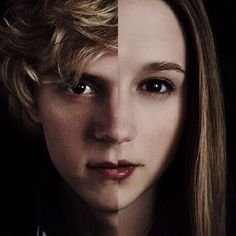 AHS murder house.  I know Tate did some pretty messed up things, but I still love them together!