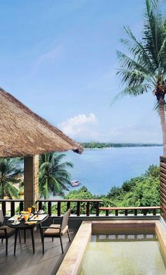 Kick back on a trip full of fine dining, a beachfront spa, a golf course and water sports. #Indonesia
