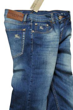 BURBERRY Men's Jeans #5; $189.99    http://www.dolcefugo.com/BURBERRY-Mens-Jeans-5