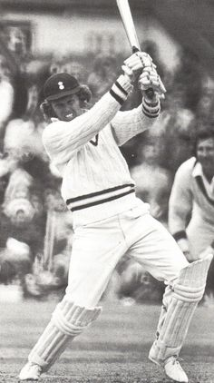 Barry Richards was the only cricketer in my mind growing up in the early 70s in South Africa.