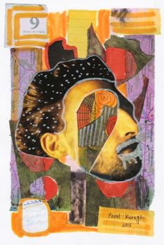 Buy Chaotic man, Collage by Pavel Kuragin on Artfinder. Discover thousands of other original paintings, prints, sculptures and photography from independent artists.