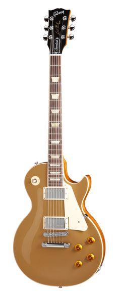 Les Paul Standard - Goldtop