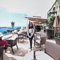 #Casino The Château de La Chèvre d'Or  from #Montecarlo #Monaco