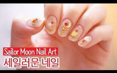 Image result for sailor moon nails Sailor Moon Pose, Sailor Moon Nails, Sailor Moon Jewelry, Sailor Moon Outfit, Moon Wallpaper, Sailor Moon Villians, Moon Facts, Moon Silhouette, Moon Decor
