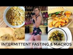 WHAT I EAT IN A DAY | VEGAN | INTERMITTENT FASTING - YouTube