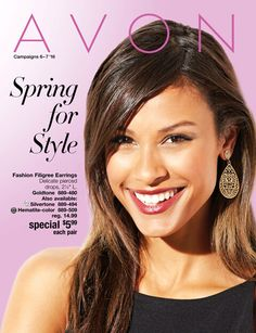 Avon Spring for StyleCampaign 6 / 7 2016 http://www.makeupmarketingonline.com/avon-spring-for-style-campaign-6-7-2016/
