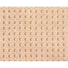 PRE-WOVEN CANE - 3/8 MESH $1.39/in