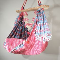 Hanging Chair, Baby, Decor, Fashion, Nine Months, Textile Printing, Color Combinations, Newborns, Indian