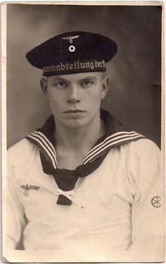 German sailor - WW II