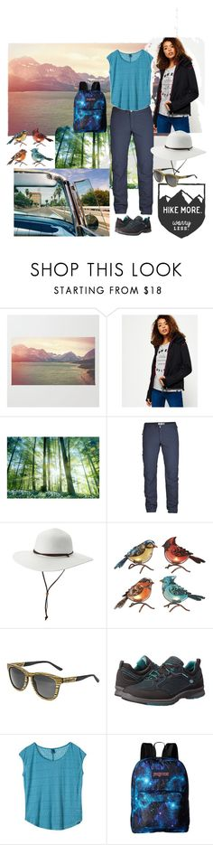 """Get Outside"" by billiej-712 ❤ liked on Polyvore featuring Superdry, Fjällräven, Columbia, Transpac, Earth, Allrounder by Mephisto, prAna and JanSport"