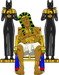 Pharaoh, king of Egypt | From the Bible story, Moses and the Ten Plagues