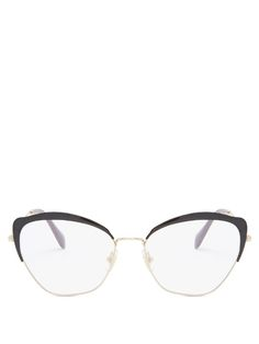 Miu Miu, Cat Eye Glasses, Glasses Frames, Eyeglasses, Chloe, Women Wear,  Gucci, Eyes, Contrast b783a34de1