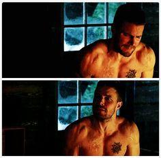 Arrow - Oliver Queen #3.11 #Season3