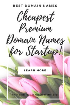 Cheap domain names with the most reliable service. Buy domain names,  and see why over 2 million customers trust this great domain name service! Learn more. #domain #domains #domainforsale #domainsforsale #domainnames #domainnamesforsale #website #startup #startups  #premiumdomains #seo #newbusiness #startupideas #startuptips Domain Name Ideas, Buy Domain, Startups, Seo, Investing, Trust, Names, Website, Learning
