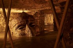Labrynth of Buda. Medieval underworld beneath the streets of Budapest. Formations Rocheuses, Museum Plan, Bon Plan Voyage, Budapest Things To Do In, Buda Castle, Hungary Travel, Railway Museum, Park City, Planer