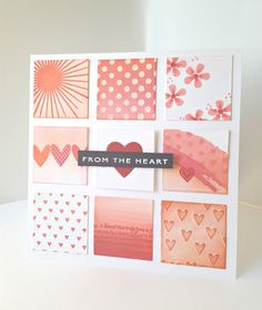 Gingham Girl: Papertrey Ink Anniversary Challenge...card 4