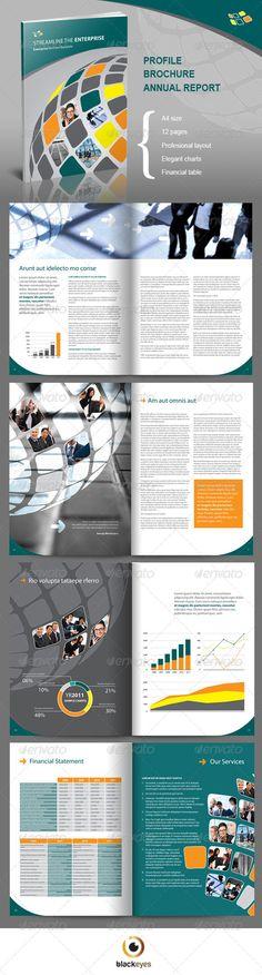 Enterprise Annual Report / Brochure - Corporate Brochures